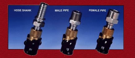 Safety Valve Coupling