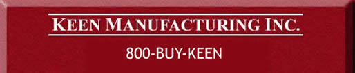Keen Manufacturing Inc. provides high quality pressure relief valves and safety valve couplings